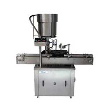 Indian Machine Mart Ss Linear Cap/ Plug Placing & Pressing Machines