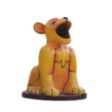 Baby Lion Shape Dustbin
