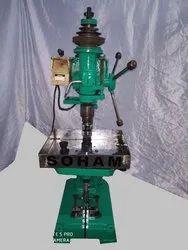 Sambrani Cup Dhoop Single Cavity Making Machine
