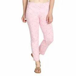 Casual Wear Carlo Bossi - Printed 100% Cotton Pajama for Women, Size: S M L XL
