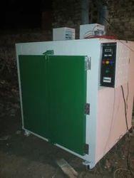 Digital Double Door Industrial Oven, Capacity: 100-500 Kg