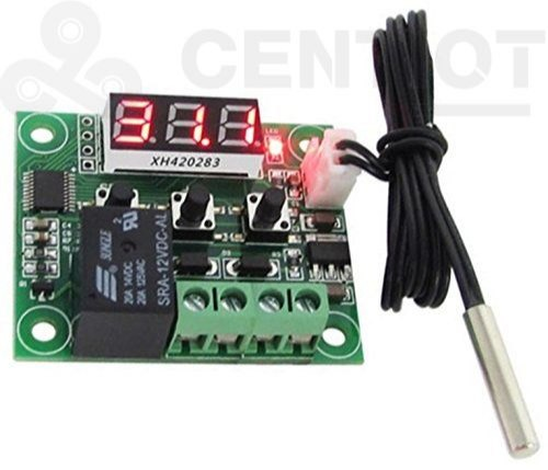 Centiot Digital Thermostat/temperature/thermo Controller Switch Waterproof  Ntc Sensor (w2809 220v)