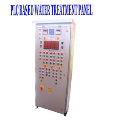 PLC Based Water Treatment Panel