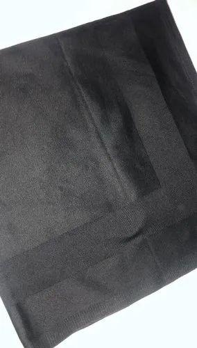 Cotton Plain Satin Band Napkin, Size: 22' x22'