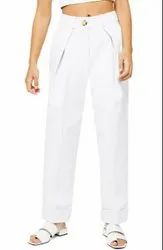Cotton Made In Africa Ladies Pants/Trouser