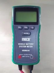 Meco VMSM6246 Vehicle Battery System Meter