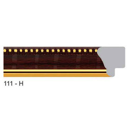 111-H Series Synthetic Photo Frame Molding