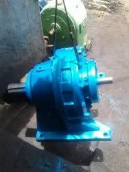 Cast Iron Single Phase Planetary Gear Motor, Voltage: 440 V, 1400 Rpm