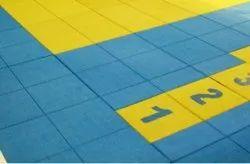 EPDM Flooring Service