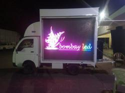 LED Vehicle Advertisement Display Screen