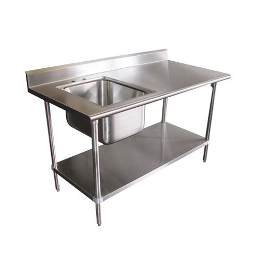 Stainless Steel Kitchen Table Sink