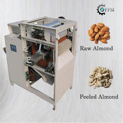 Almond Peeler Machine