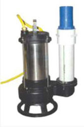 8 HP Stainless Steel Sewage Pump