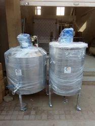 Alcohol Storage SS Tank