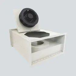 100 W Rectangular Inline Fan - 900 m3/hr - 529 CFM (Model RI500X250-2E-S3), 230 V (Single Phase)