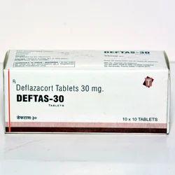 Deflazacort 30mg Tablets