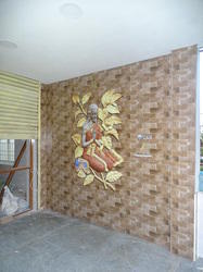 Welcome Lady Wall Tiles