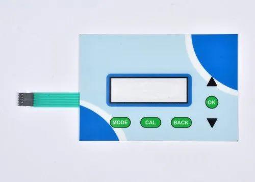 Polydome Membrane Switch