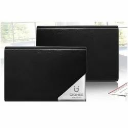 Black Business Visiting Card Holder