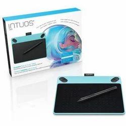 Wacom CTH-490/B0-CX 8.3 x 6.7 inch Graphics Tablet  (Mint Blue)