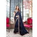 Rachna Georgette Simmie Catalog Saree Set For Woman 4