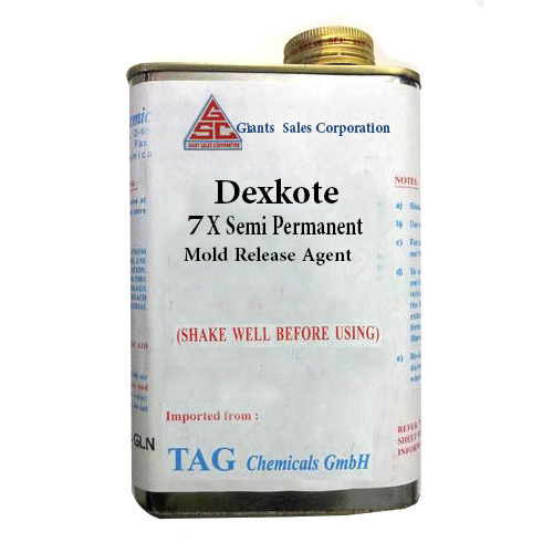 Dexkote 7 X Semi Permanent Mold Release Agent