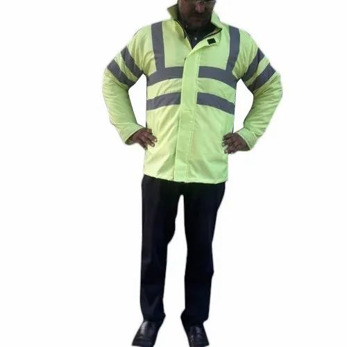 Polyester Security Jacket