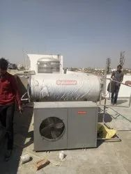 Centerlised water Heating System
