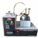 Pensky Martens Flash Point Apparatus Semiautomatic