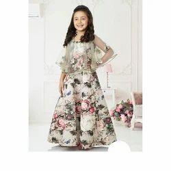 Kids Designer Gown