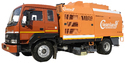 Sweeper Truck for Industrial Road