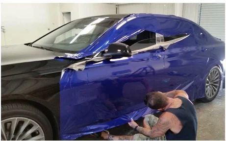 Vinyl Wrapping Automobile Interiors Amp Accessories