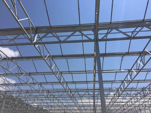Hot Dip Galvanized Structure for Substation in Kavi Nagar, Ghaziabad