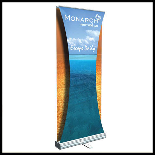 Shape Collection Banner Stand