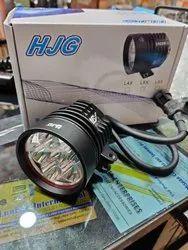 Pure White 12 W Round Led Light, IP Rating: IP40