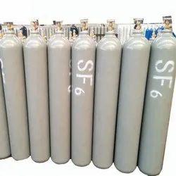 Mild Steel SF6 Gas Cylinder, for Industrial, 40 L