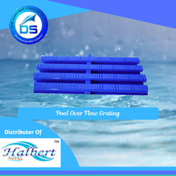 Pool Over Flow Grating