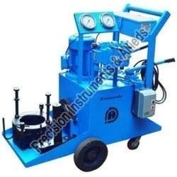 Motorized Roller Bearing Extractor