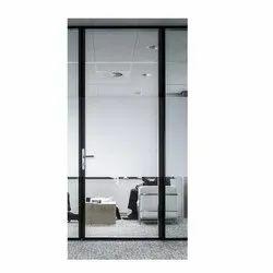 Double Glass Door