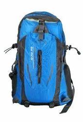Side Blocker Blue Tourist Bag