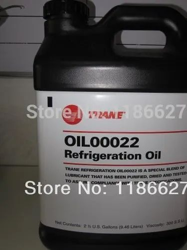 Trane Oil Trane Refrigeration Oil 00022, Unit Pack Size: 3.78ltr, Packaging Type: Can