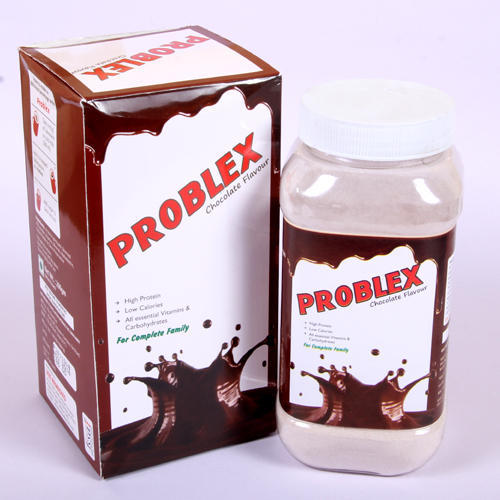 Problex Chocolate Flavour Protein Powder 200 gm