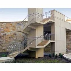 Stairs Stainless Steel Cable Railing