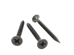 Black Gypsum Screw
