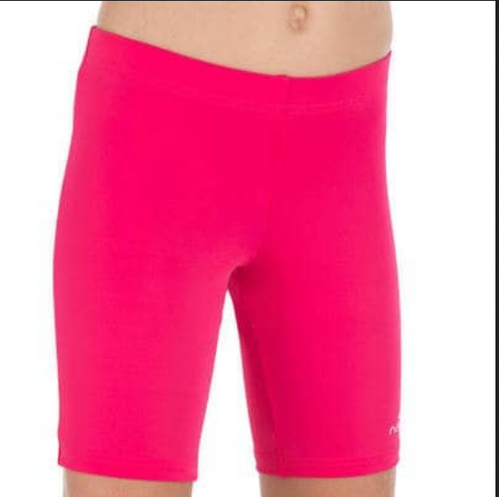 71ad2989c3 ... Tana Women's Plain Boardshorts With Elasticated Waistband - Black.  Decathlon Girl Swimming Jamsuit - Pink