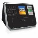 Realtime Face Detection Biometric Machine