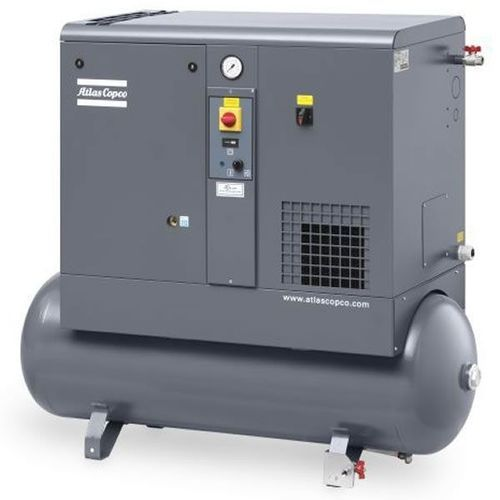 5 - 100 HP Atlas Copco Rotary Compressors