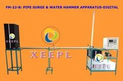 Water Hammer And Pipe Surge Apparatus