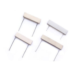 Radial Lead Boat Type Wire Wound Resistor