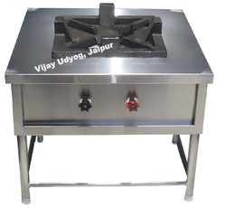 Vijay Udyog Single Burner Cooking Range